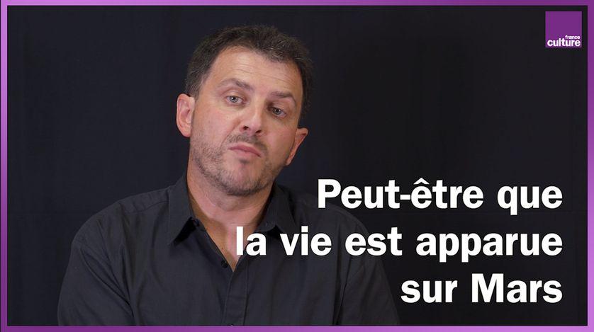 François Forget, planétologue et directeur de recherche au CNRS
