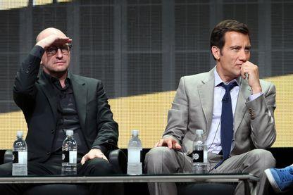Steven Soderbergh et Clive Owen
