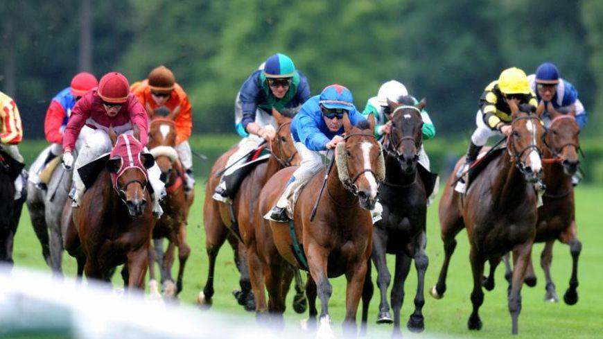 Courses sur l'hippodrome de Chambray Lès Tours