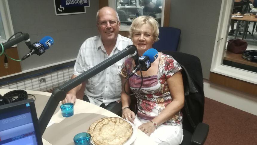 Katty et Michel nos auditeurs