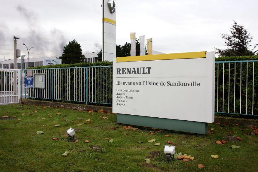 Le site de Sandouville a embauché à plusieurs reprises en CDI ces dernières années