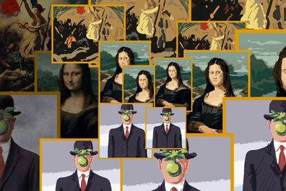 De plus en plus difficile à copier, les grands peintres sont remplacés, en matière de contrefaçon, par des artistes moins connus, prisés des faussaires.
