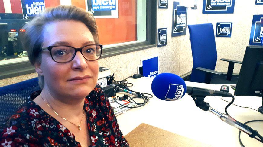 Pr Florence Brugnon chef du service d'assistance médicale à la procréation au CHU de Clermont-Ferrand