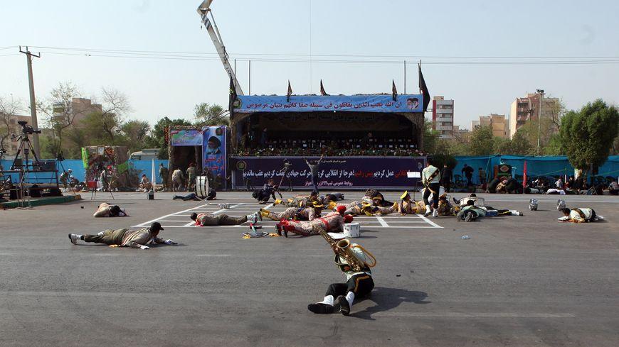 L'attentat en Iran contre le défilé militaire le samedi 22 septembre a fait au moins 29 morts