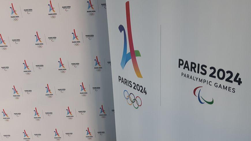 Le logo des Jeux olympiques et paralympiques de Paris 2024