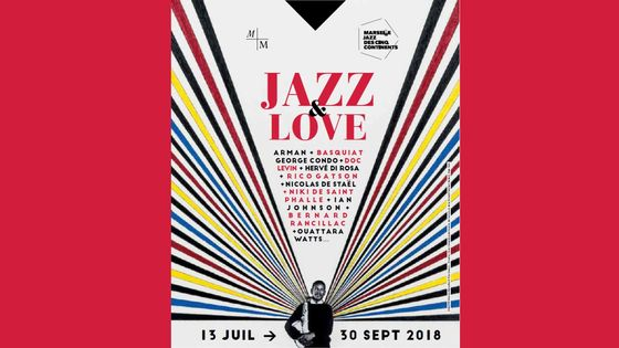Affiche Jazz & Love - Marseille