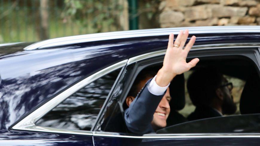 Emmanuel Macron est attendu à Laval à partir de 10h30
