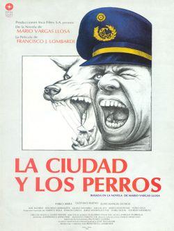 La ville et les chiens, adaptation cinématographique de Francisco J. Lombardi (1985)
