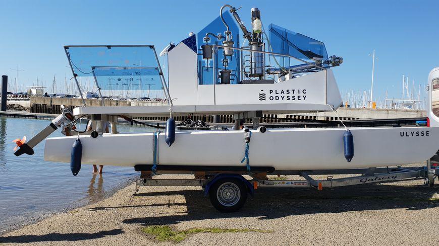 le bateau prototype