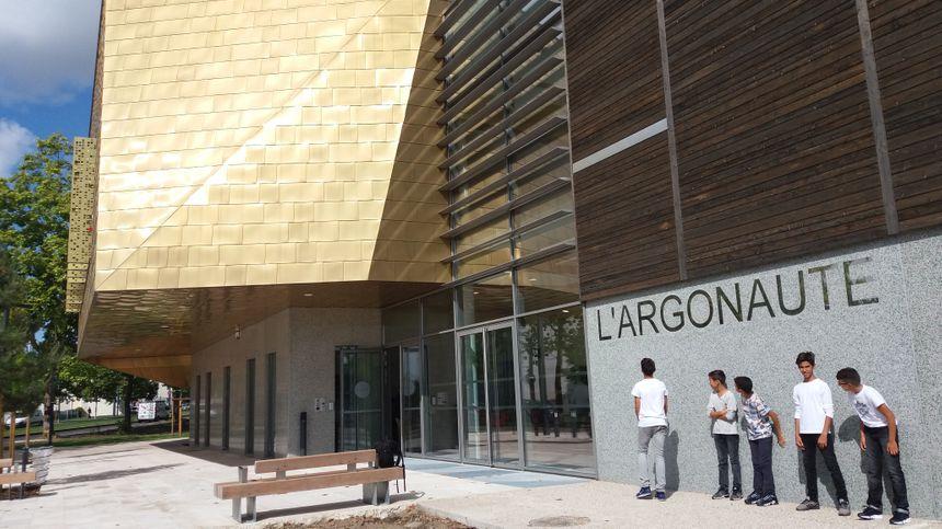 L'Argonaute a ouvert en septembre 2017