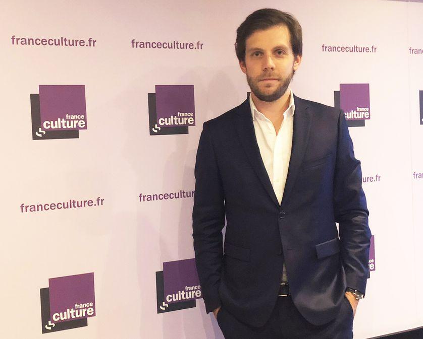 Damien Lempereur, porte-parole de Debout la France, le 19 septembre 2018