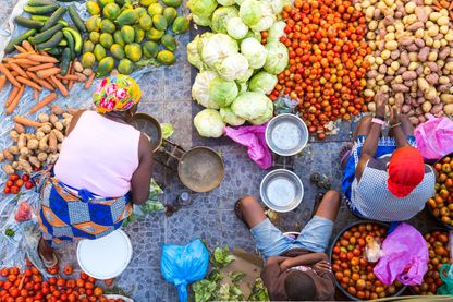 Des frigos solaires pour les légumes en Afrique