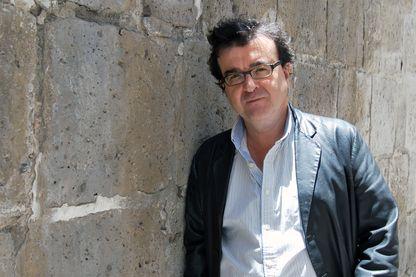 """Javier Cercas, écrivain, journaliste et traducteur espagnol, dans le cadre du """"Hay Festival de Arequipa"""", à Arequipa (Pérou), le samedi 11 novembre 2017"""