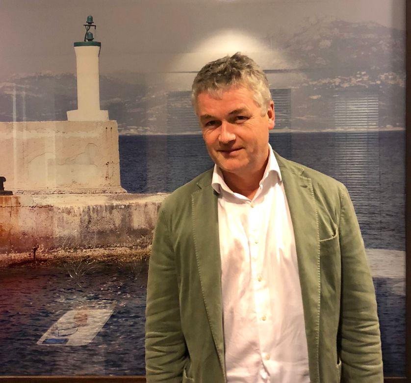 Jérôme Sainte-Marie, président de l'institut PollingVox