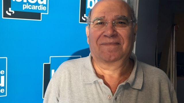 Mhammed El Hiba, le directeur de l'ALCO, centre social et interculturel à Amiens