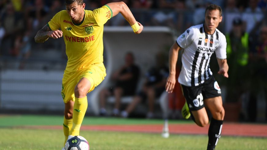 Le FC Nantes est parvenu à conserver l'attaquant Emiliano Sala