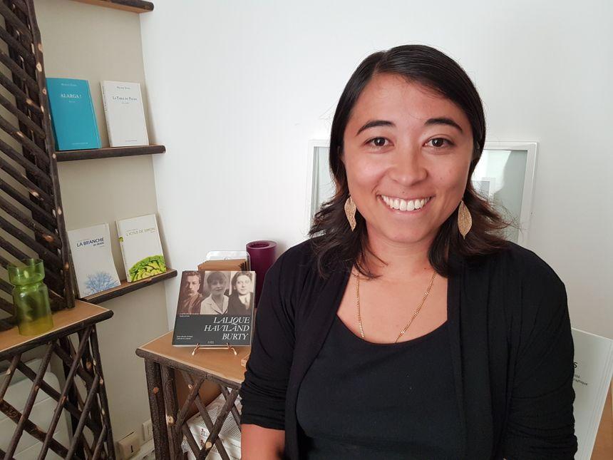 Laurie Perrier est assistante éditorialiste aux Ardents Editeurs