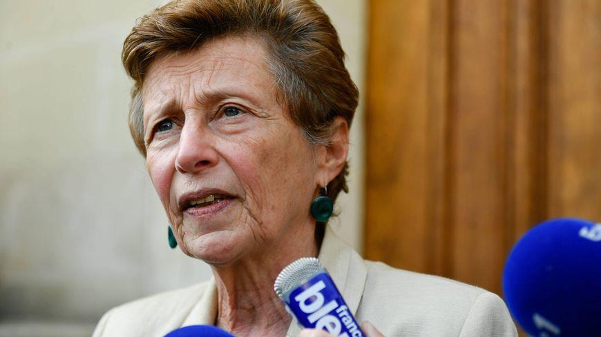 Nicole klein, préfète de Loire-Atlantique et de la région Pays-de-la-Loire