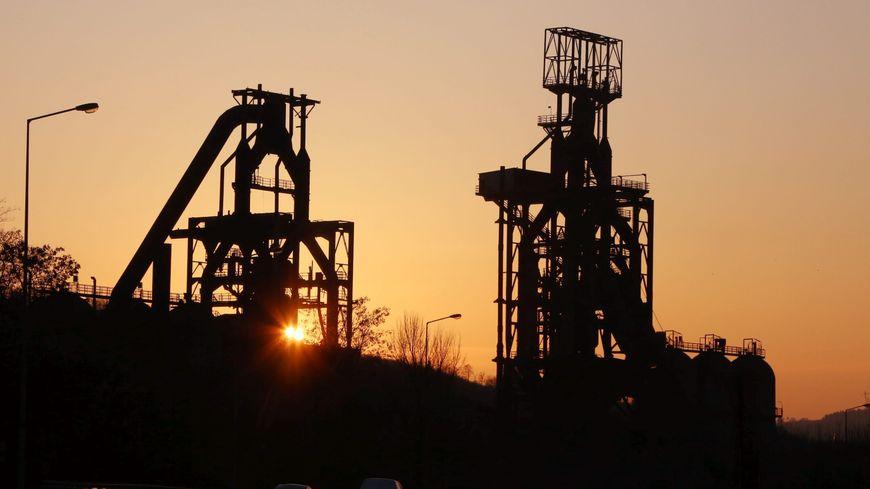 Les hauts fourneaux d'ArcelorMittal