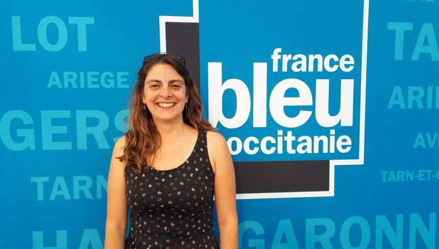 Lucille de la ligue de théâtre d'improvisation de Toulouse : La Brique