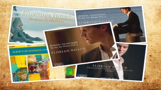 Florian Noack Albums