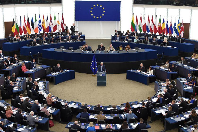 President Jean-Claude Juncker à la Commission européenne