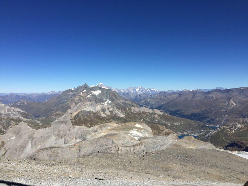 Le glacier recule : Tignes n'est plus la station où l'on skie 365 jours de l'année