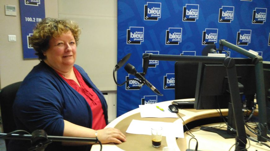 Brigitte Fouré maire d'Amiens