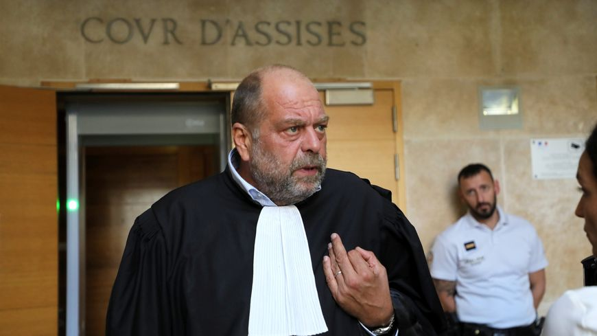 Me Eric Dupond-Moretti, l'avocat de Wojciech Janowski