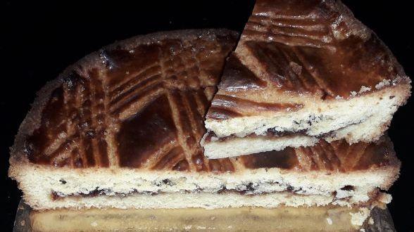 Le gâteau breton, l'une des spécialités de Jean-Jacques Le Borgne