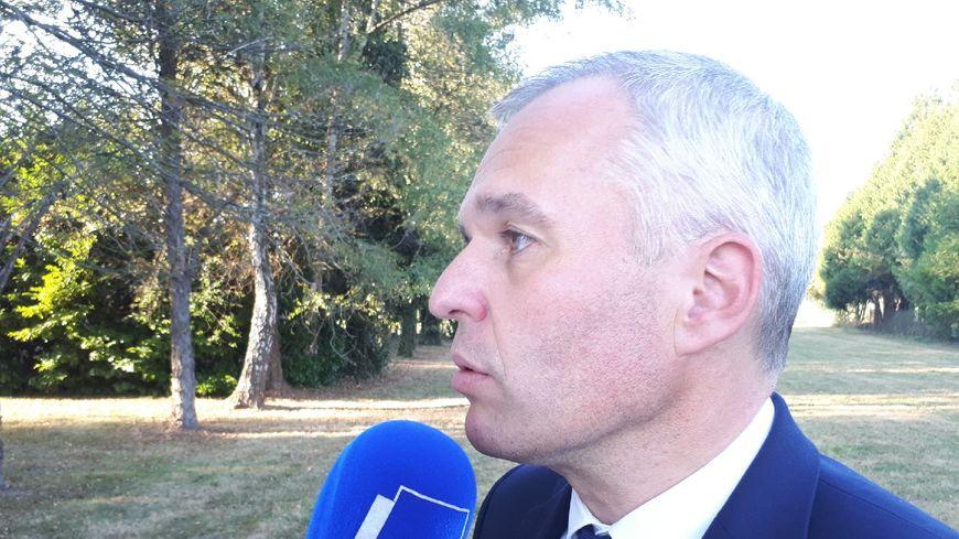 François de Rugy est notre invité juste après le journal de 8 heures ce vendredi