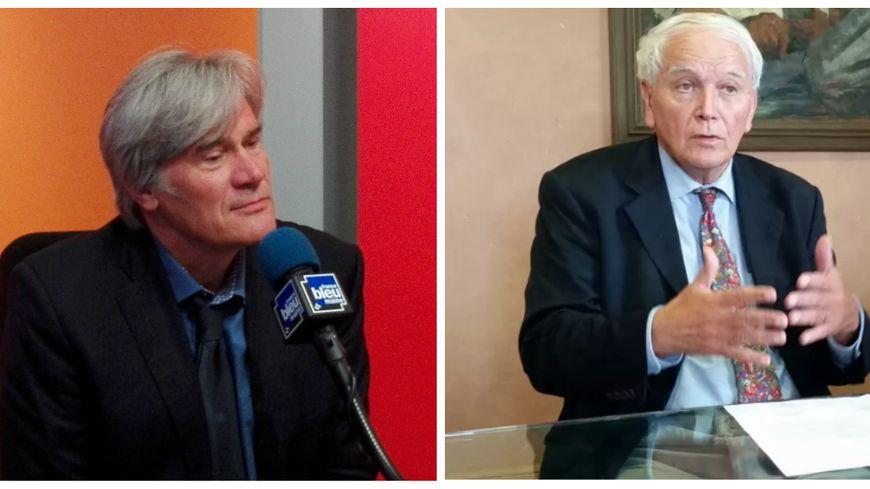 Stéphane Le Foll annonce sur France Bleu Maine que les Manceaux seront consultés pour donner à un lieu de la Ville le nom de Jean-Claude Boulard