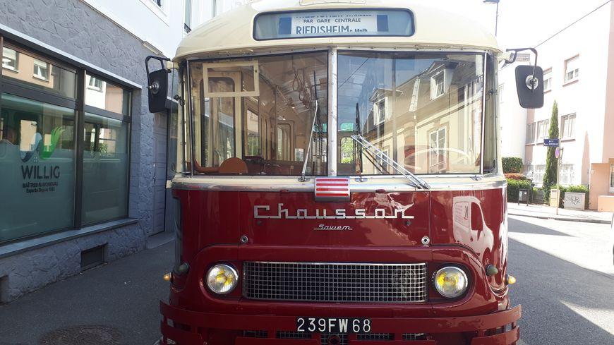 Le bus Chausson va reprendre du service à l'occasion des journées du Patrimoine