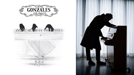 Chilly Gonzales, solo piano III