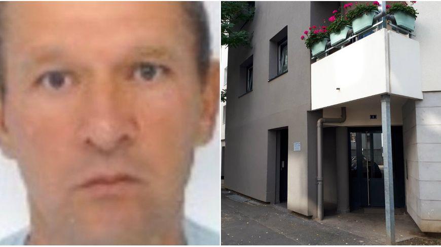 Jean-Marc Reiser habite à Schiltigheim dans la banlieue de Strasbourg.