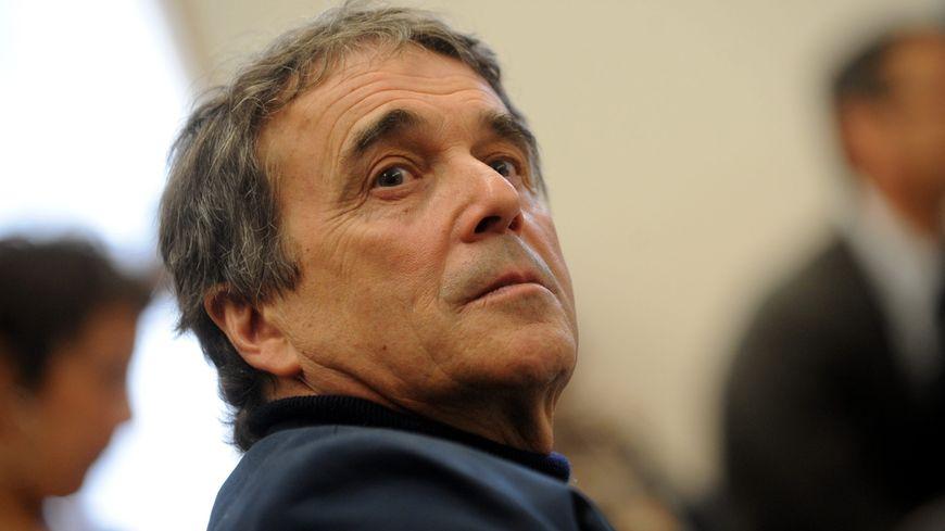 Jean Pierre Dartevelle à Besançon, en avril 2012.