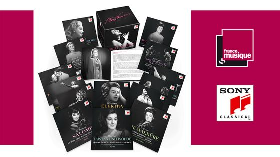 Birgit Nilsson - The Great Live Recordings chez Sony Classical