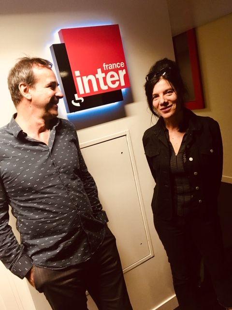 Michka Assayas et Brigitte Giraud