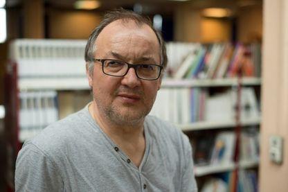 Le réalisateur Philippe Faucon à Marseille, le 4 mars 2016.