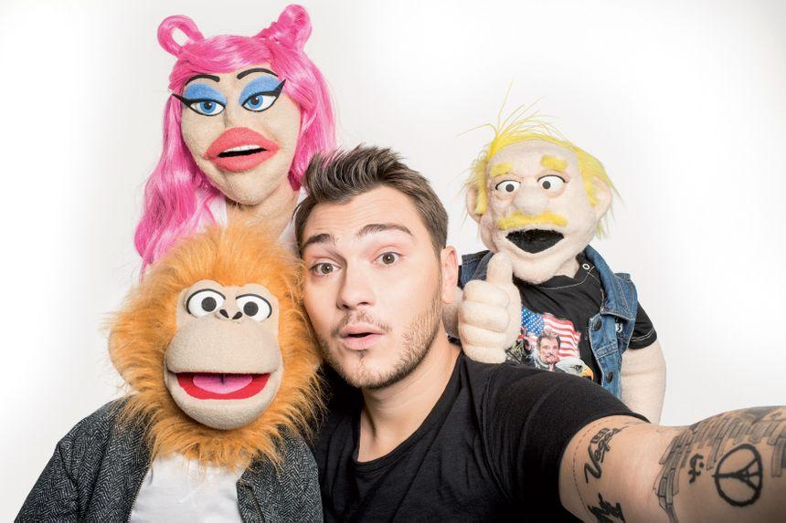 Jeff et ses nouveaux amis