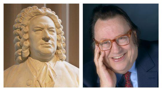 Bach et Raymond Devos