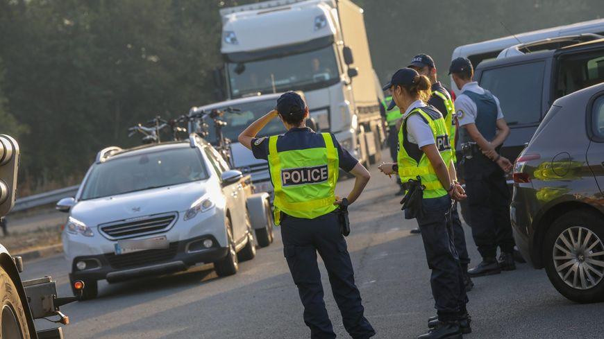 La police des frontières saisie de cette affaire