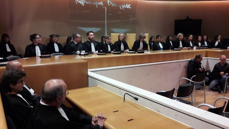 Magistrats du Tribunal de Grande Instance d'Epinal