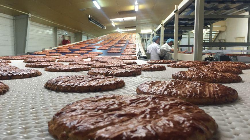 Les prix des matières premières de la traditionnelle galette charentaise ayant augmenté, la patisserie Beurlay a été contrainte de se diversifier