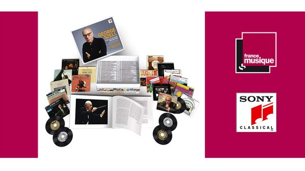 Sortie CD : George Szell - The Complete Columbia Album Collection