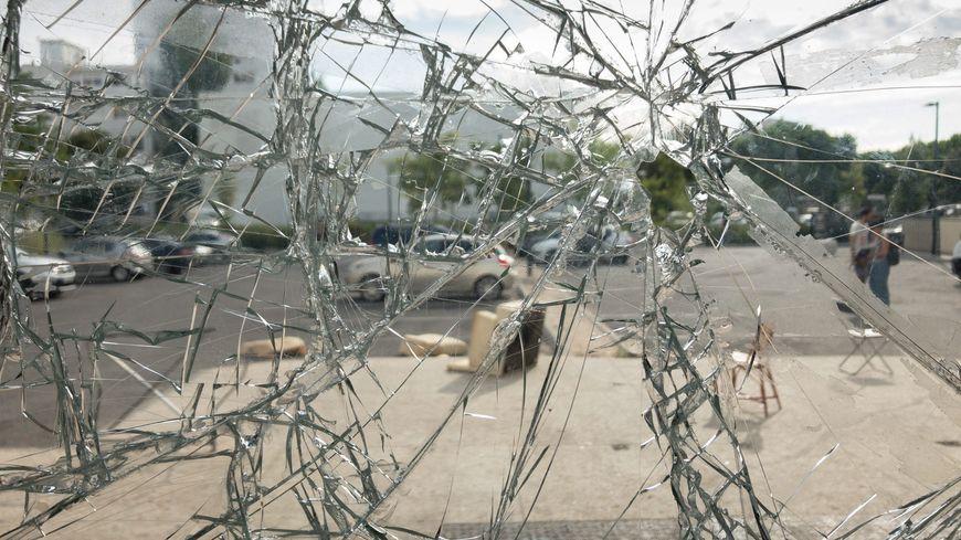 La Seyne-sur-mer le 10 Septembre 2018  après une fusillade qui a fait deux morts