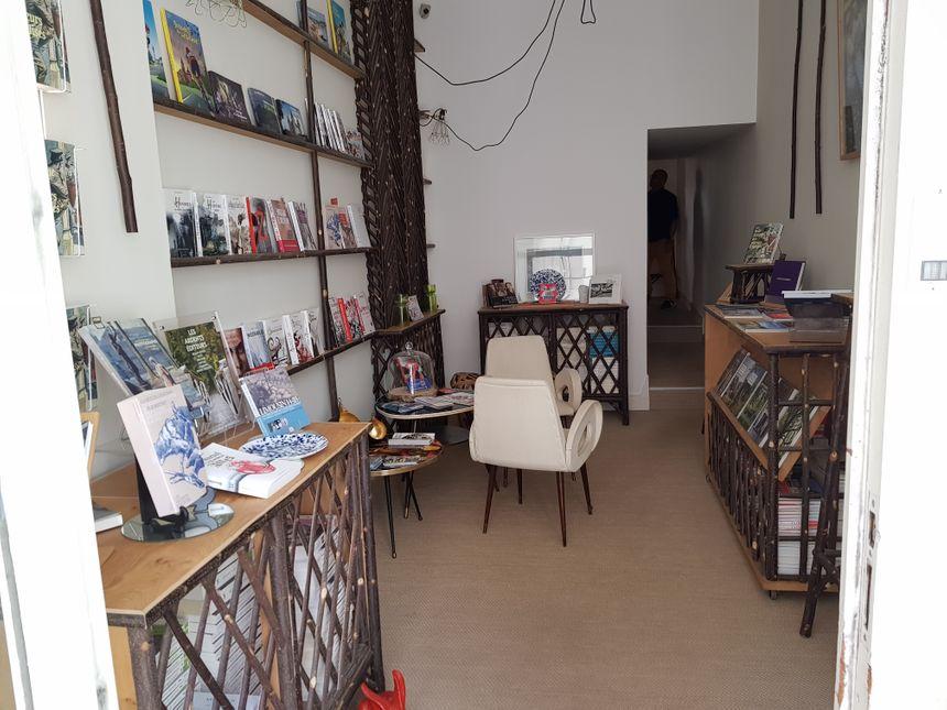 Les locaux chaleureux du siège des Ardents Editeurs, rue Adrien Dubouché à Limoges
