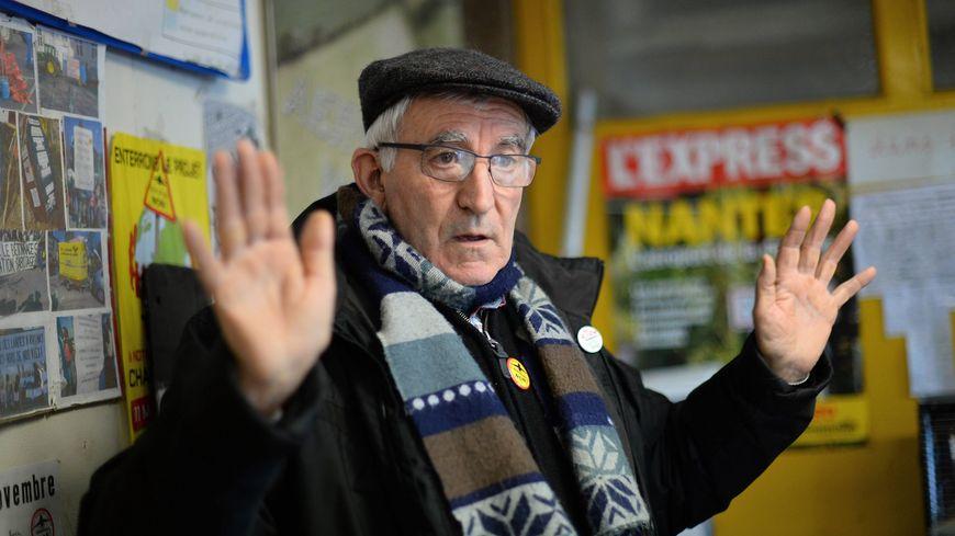 Julien Durand, figure de la ZAD de Notre-Dame-des-Landes, soutient les opposants à la déviation de Beynac