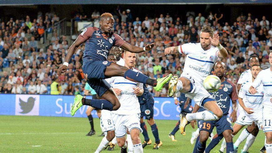 Le Racing et Montpellier se sont séparés sur deux matchs nuls la saison passée en Ligue 1