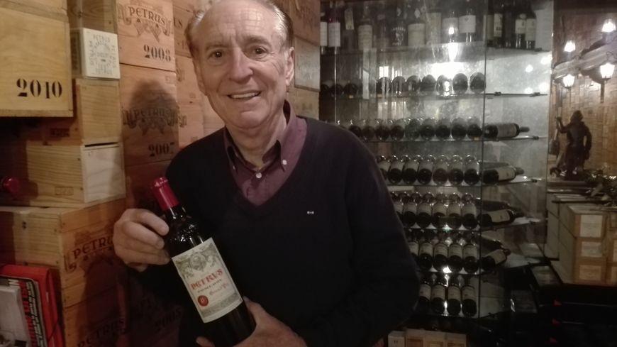 Le Deux-Sévrien Michel-Jack Chasseuil a une collection unique au monde d'environ 40.000 bouteilles